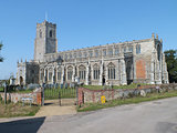 Holy Trinity Church Blythburgh