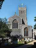 St Mary's Parish Church, Woodbridge
