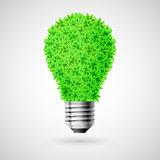 Green bulb.