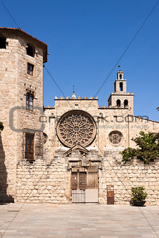 Abbey of Sant Cugat