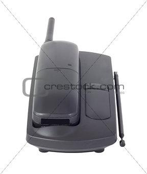 Office stationary radio telephone
