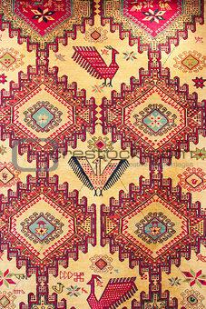 carpet pattern as background