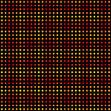 Texture of dots of different colors