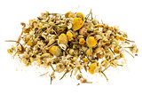 dry chamomile herb