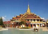 Phaung Daw U Pagoda, Myanmar