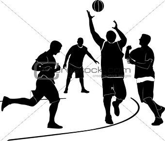 Athletes men