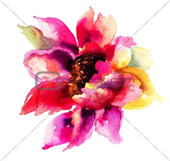 Beautiful Pink flower