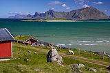 Panorama on Lofoten