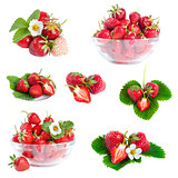 Strawberries set