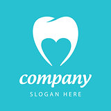 vector logo dental company
