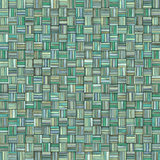 mosaic tiled grunge green blue wood timber plank backdrop
