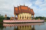 Buddhist Island Temple