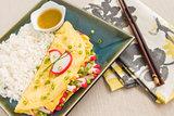 Kamaboko Omelet