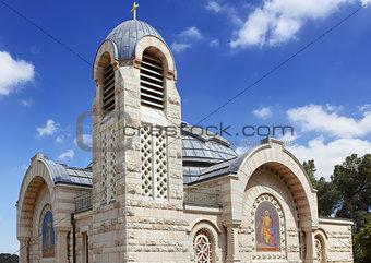 Church of St. Peter in Gallicantu