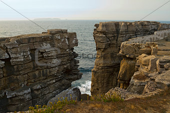 Beautiful Cliffs of Peniche