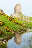 Smailholm Tower near Kelso, Scottish Borders, Scotland