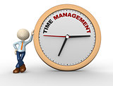 Time to management""