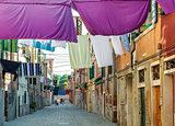 street in Venice.