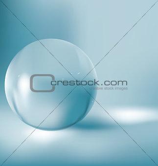 3D Ball Glass