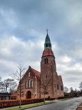 Zion church in Esbjerg, Denmark