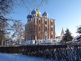 main cathedral of the Ryazan Kremlin