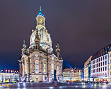 Dresden, Germany Square