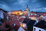 Cesky Kromlov, Czech Republic.