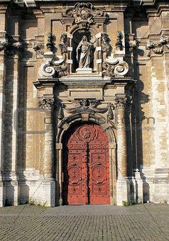 St Jean Baptiste church