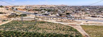 Jericho panorama