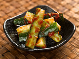 korean cucumber banchan