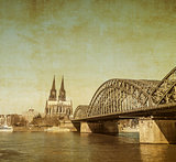 View on Cologne Cathedral