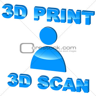 3d print scan