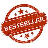 Bestseller grunge icon