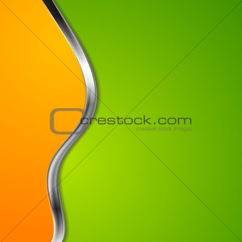 Bright vector backdrop