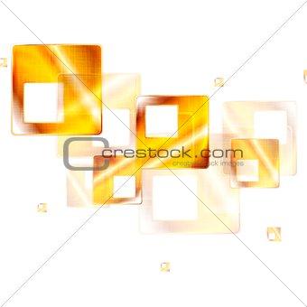 Bright tech vector design