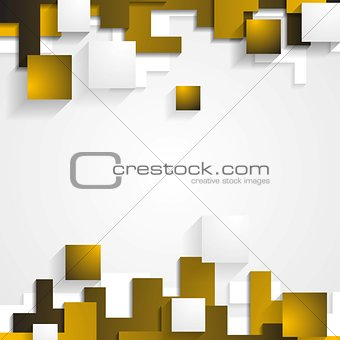 Abstract tech vector concept background