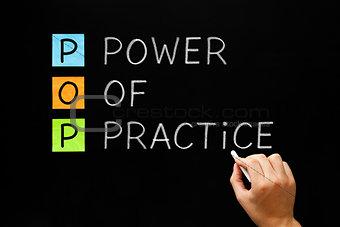 Power Of Practice Acronym