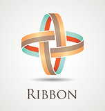 Ribbon Circles