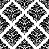 Geometric seamless arabesque pattern