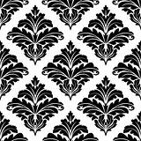Geometric seamless arabesque pattern