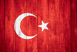 flag of Turkei