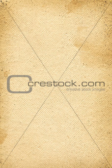 Old grunge canvas paper texture