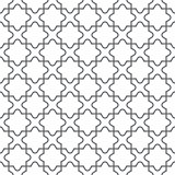 Simple geometric vector pattern - floor
