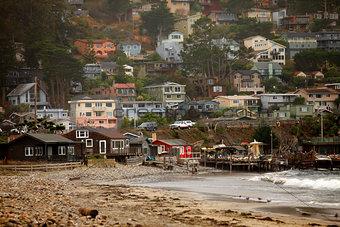 San Francisco. Pacifica State Beach