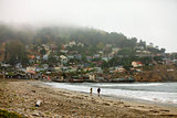 San Francisco. Pacifica State Beach