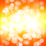 Blurred bokeh holiday background