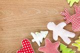 Handmaded soft toys