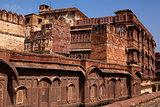 Meherangarh Fort jodhpur rajasthan india
