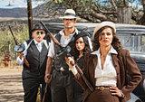 Diverse 1920s Era Gangsters