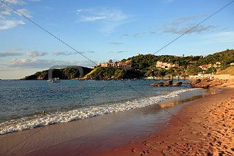 praia dos ossos buzios brazil
